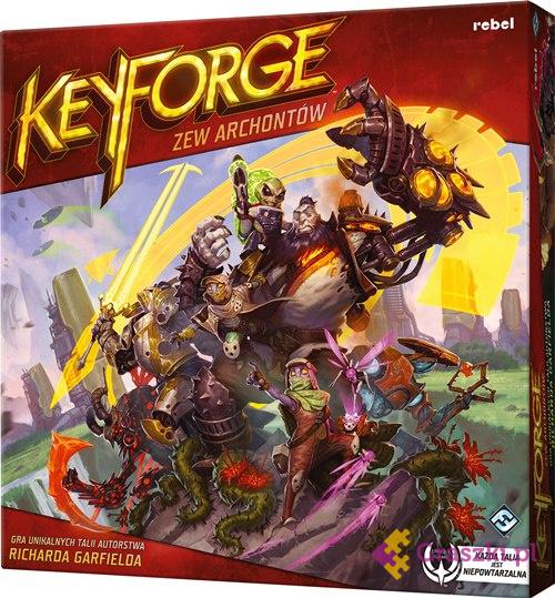 KeyForge: Zew Archontów - Pakiet Startowy | Rebel